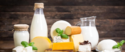 Process Of Preparing Dairy Products